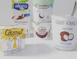 Kokosyoghurt vergelijk en voedingswaarde - Beter door Eten