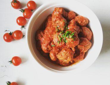 Glutenvrije albondigas - Beter door Eten