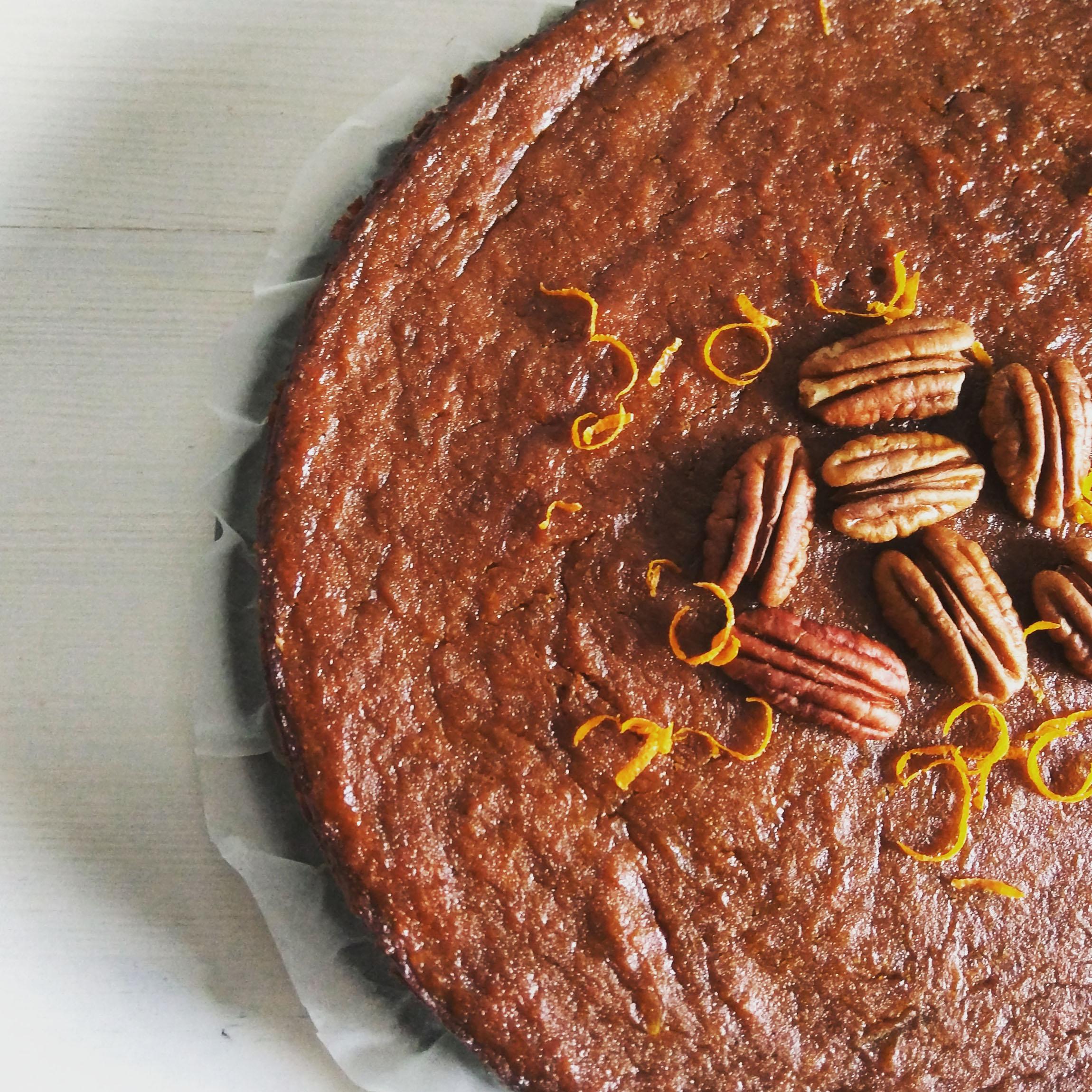 Goede De lekkerste taart van dit seizoen: gluten en lactosevrije BG-53