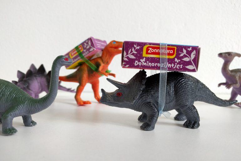 Gezonde traktatie: Dino's op pad - Beter door Eten