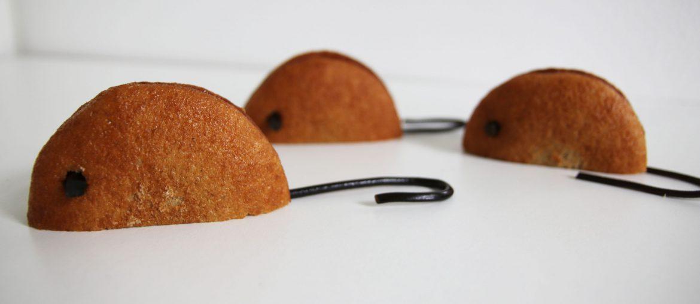 Gezonde traktatie: eierkoek muizen - Beter door Eten