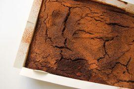 Paleo pompoenbrownie met kastanjemeel- Beter door Eten