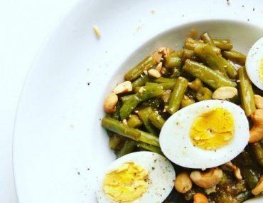 vegetarische sajoerboontjes - Beter door Eten