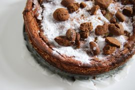 Kruidnoten cheesecake - Beter door Eten