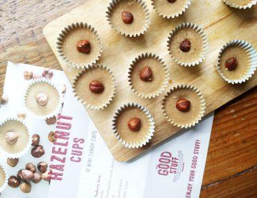 Getest: hazelnootcups van The Goodstuff Bakery - Beter door Eten