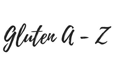 Benamingen van gluten - Beter door Eten