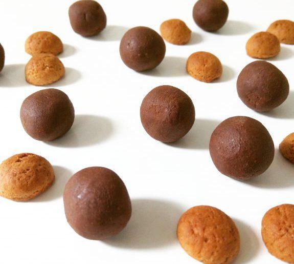 Sinterklaas recept: speculaasballen - Beter door Eten