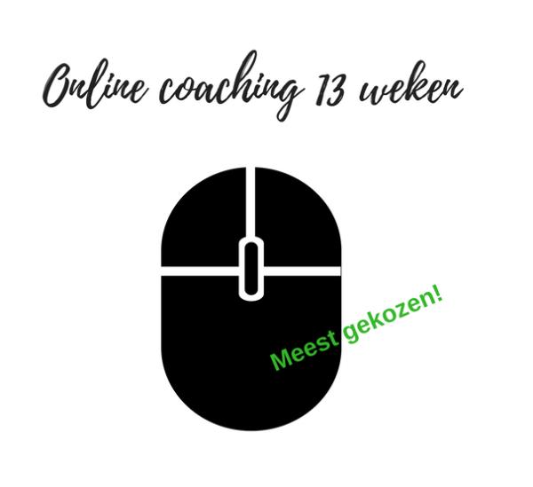 online coaching 13 weken - Beter door Eten