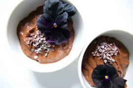 Gezonde chocolademousse (vegan) Beter door Eten