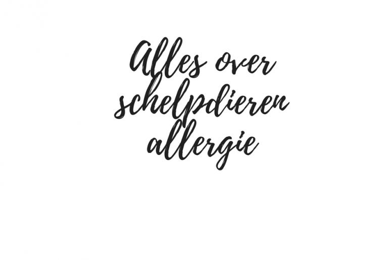 schelpdieren allergie - Beter door Eten
