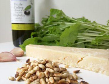 Zelf pesto maken - Beter door Eten