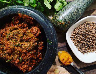 Zelfgemaakte Tikka Masala - Beter door Eten