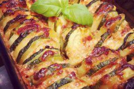 aardappel-courgetteschotel - Beter door Eten