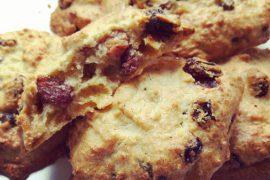 Paleo scones - Beter door Eten