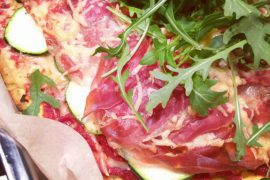 Paleo pizza - Beter door Eten