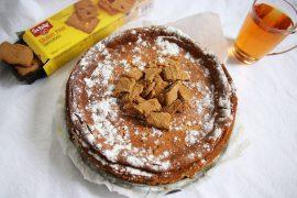 Speculaas-cheesecake-Beter door Eten