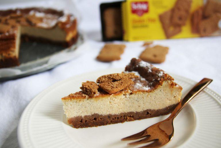 Speculaas-cheesecake- Beter door Eten