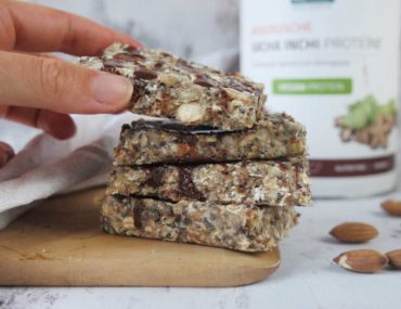 vegan proteine repen recept