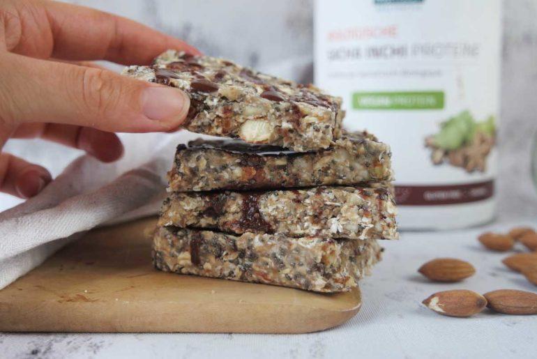 vegan proteine repen recept