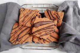 glutenvrije speculaas zonder suiker