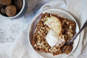 ovenbaked oats